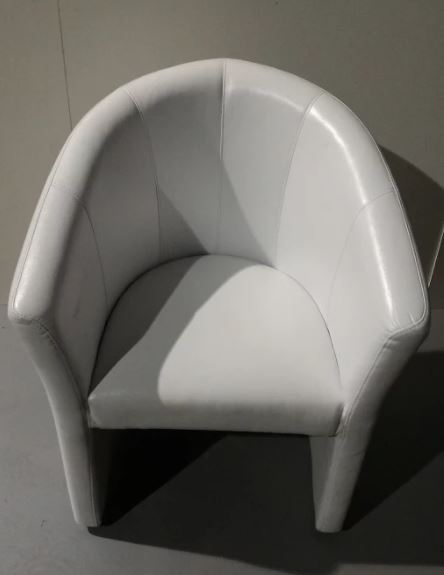 Крісло овальне