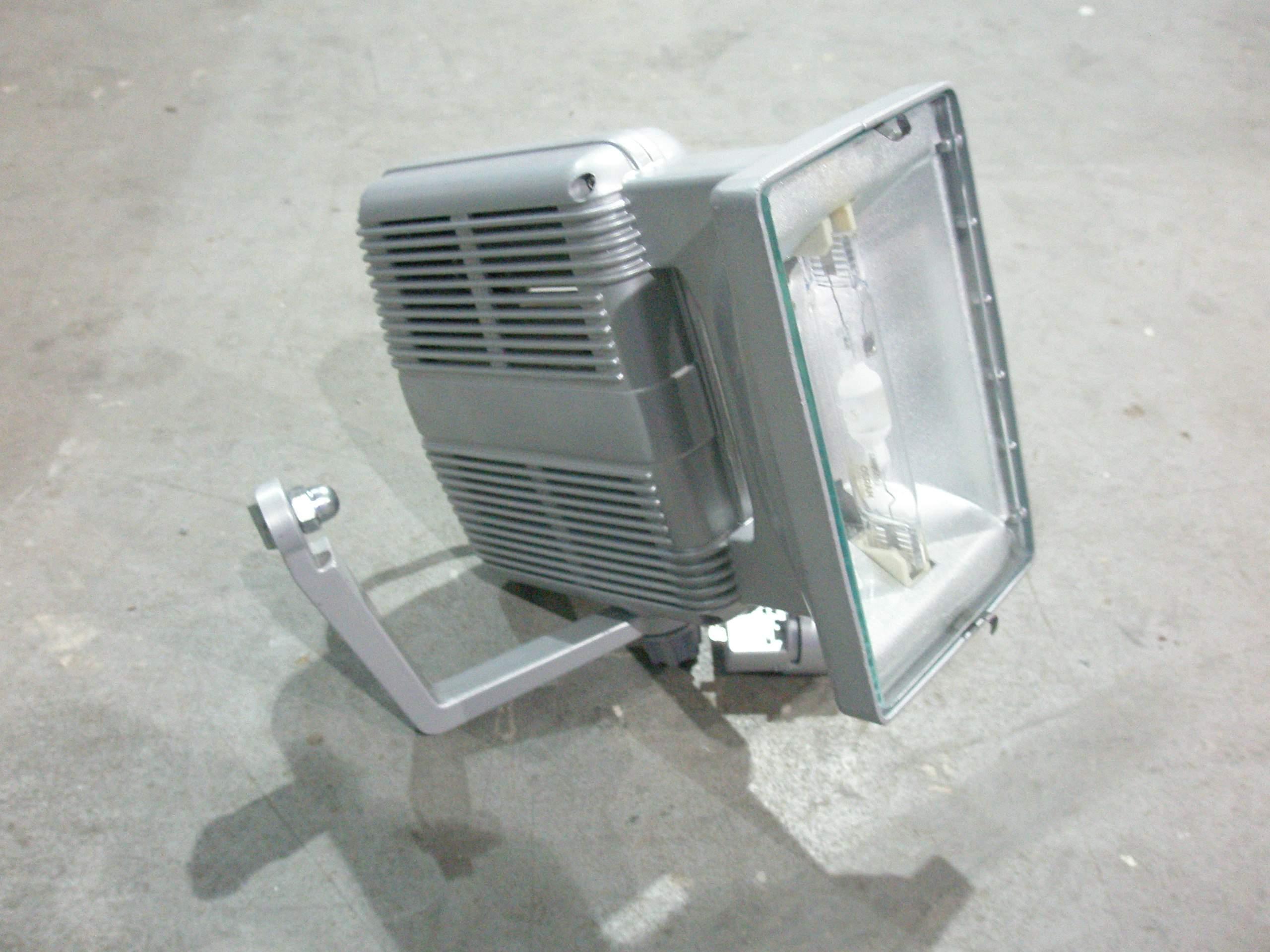 Прожектор металогалогеновий